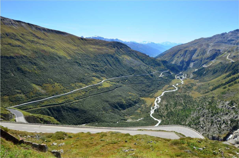 Oberalp Pass, Suíça