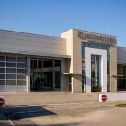 Centro de inspeções Insparedes