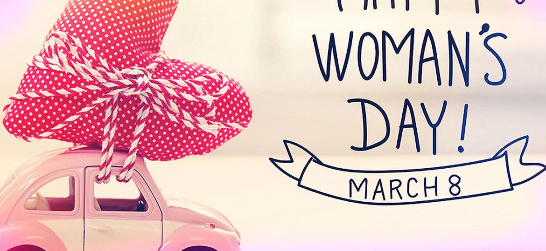 Hoje é o Dia Internacional da Mulher