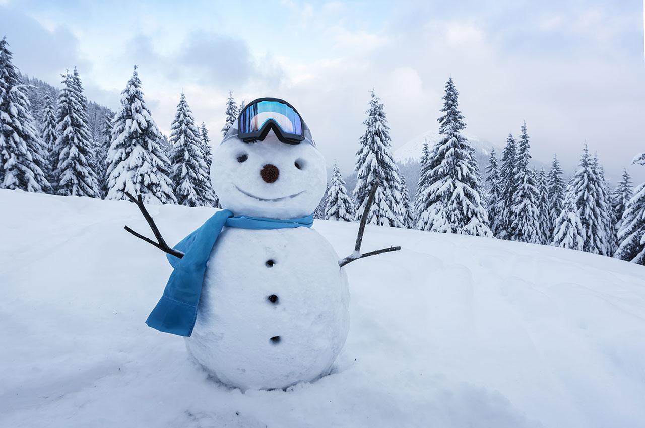 localidades com neve